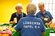 Lübecker Tafel, Ausgabestelle