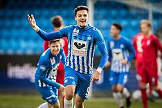 02.04.2018 Esbjerg fB - Nykøbing FC