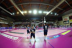 PREPARTITA<br /> IGOR GORGONZOLA NOVARA - IL BISONTE FIRENZE<br /> CAMPIONATO ITALIANO VOLLEY SERIE A1-F 2014-2015<br /> NOVARA (NO) 08-11-2014<br /> FOTO FILIPPO RUBIN / LVF