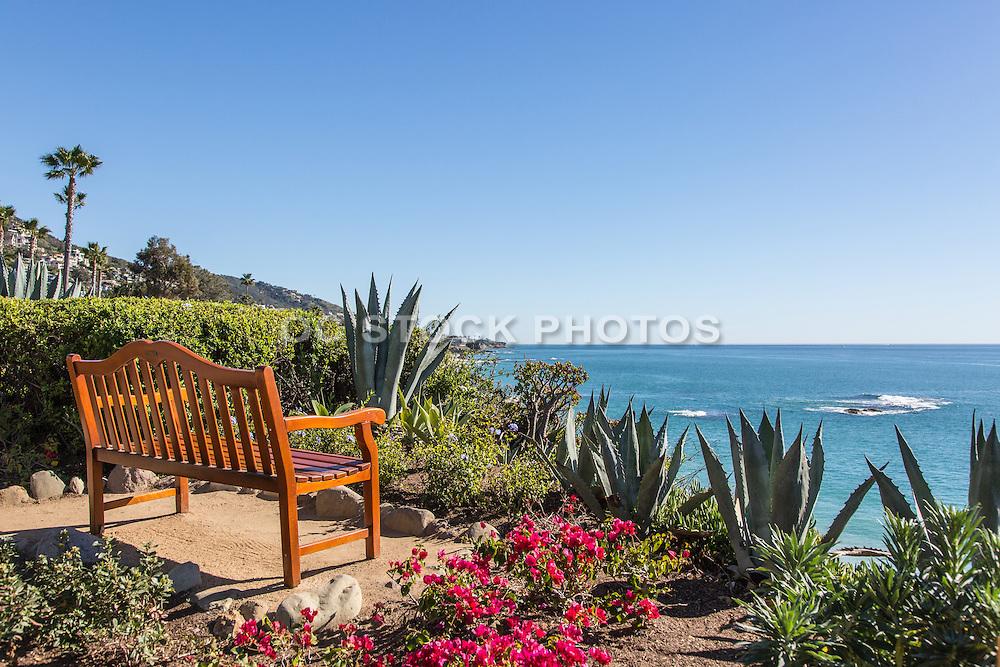 Treasure Island Park in Laguna Beach Looking South