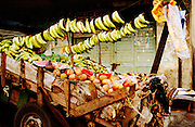 A car filled with fruits, Mombasa, Kenya