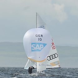 470 European Championship | Largs | 29 June 2012
