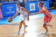 DESCRIZIONE : Cagliari Qualificazioni Campionati Europei Italia Croazia <br /> GIOCATORE : Chiara Consolini<br /> SQUADRA : Nazionale Italia Donne <br /> EVENTO :  Qualificazioni Campionati Europei Nazionale Italiana Femminile <br /> GARA : Italia Croazia<br /> DATA : 02/08/2010 <br /> CATEGORIA : Palleggio<br /> SPORT : Pallacanestro <br /> AUTORE : Agenzia Ciamillo-Castoria/M.Gregolin<br /> Galleria : Fip Nazionali 2010 <br /> Fotonotizia : Cagliari Qualificazioni Campionati Europei Italia Croazia<br /> Predefinita :