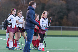 Southgate v Wimbledon - Investec Women's Hockey League East Conference, Trent Park, London, UK on 25November 2017. Photo: Simon Parker