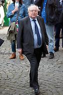 2013/05/07 Roma, funerali di Giulio Andreotti. Nella foto Renato Farina..Rome, funerals of Giulio Andreotti. In the picture Renato Farina - © PIERPAOLO SCAVUZZO