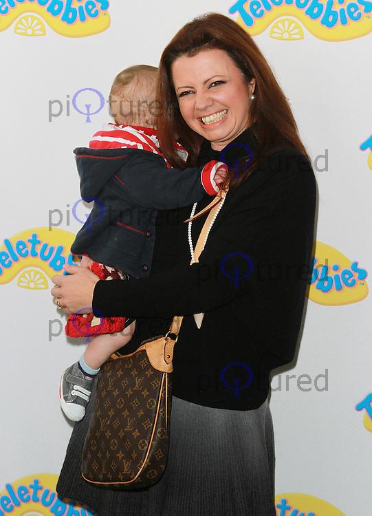 Karen Hardy, Teletubbies - World Premiere, BFI Southbank, London UK, 25 October 2015, Photo by Brett D. Cove