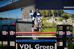 Vrieling Jur, NED, Comino<br /> JIM Maastricht 2019<br /> © Hippo Foto - Dirk Caremans<br />  08/11/2019