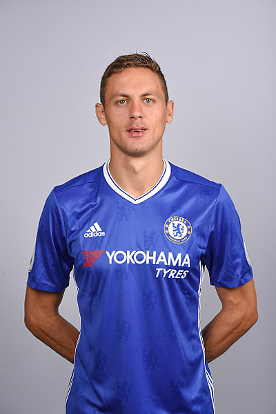 COBHAM, ENGLAND - AUGUST 11: Nemanja Matic of Chelsea during the Official Portrait session at Chelsea Training Ground on August 11, 2016 in Cobham, England. (Photo by Darren Walsh/Chelsea FC via Getty Images)