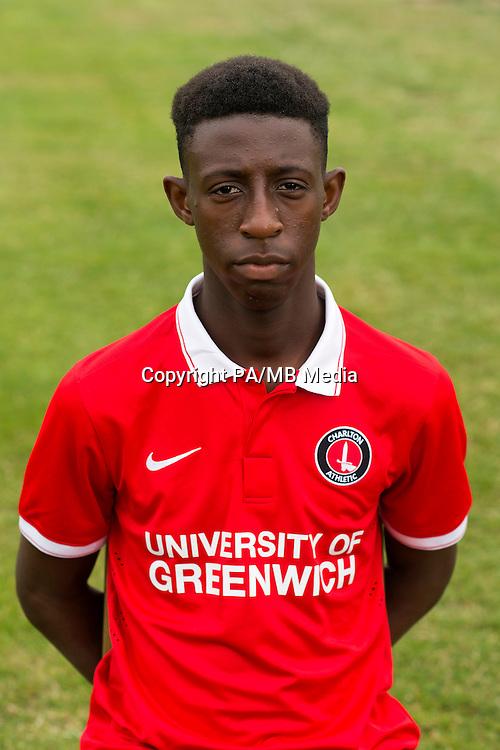 Mustapha Bangura-Williams, Charlton Athletic