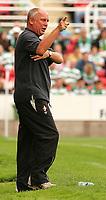Fotball<br /> England 2005/2006<br /> Foto: SBI/Digitalsport<br /> NORWAY ONLY<br /> <br /> Swindon v Yeovil<br /> Coca Cola League 1.<br /> 27/08/2005.<br /> <br /> Yeovil's manager Gary Johnson