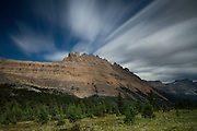 Dolomite Peak, Alberta