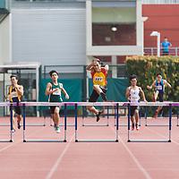 A Div Boys 400m Hurdles