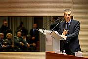 Rome dec 15th 2015, Direzione Investigativa Antimafia (Anti-Mafia Investigations Bureau) annual report. In the picture Nunzio Antonio Ferla