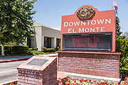 Downtown El Monte Monument