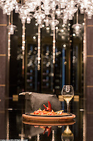 &lt;br&gt;Client: Raffles Istanbul Hotel/Arola Restaurant&lt;br&gt;&lt;br&gt;<br /> Signature Food by 2 Michelin Star Chef Sergi Arola&lt;br&gt;&lt;br&gt;<br /> Advertising/Catalogue/Press.