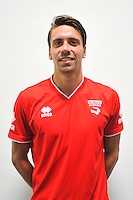 Benjamin ANDRE - 16.09.2014 - Photo officielle Nimes - Ligue 2 2014/2015<br /> Photo : Icon Sport