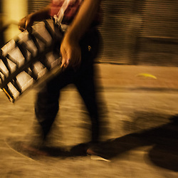 Some districts in Istanbul have outright banned Ramadan drummers who are considered a nuisance. <br />