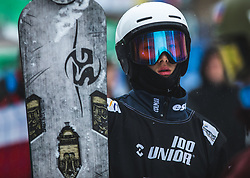 KIM Sangkyum during FIS alpine snowboard world cup 2019/20 on 18th of January on Rogla Slovenia<br /> Photo by Matic Ritonja / Sportida