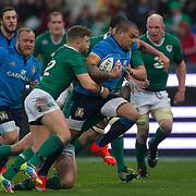 20150207 Rugby, RBS 6 Nations 2015: Italia vs Irlanda
