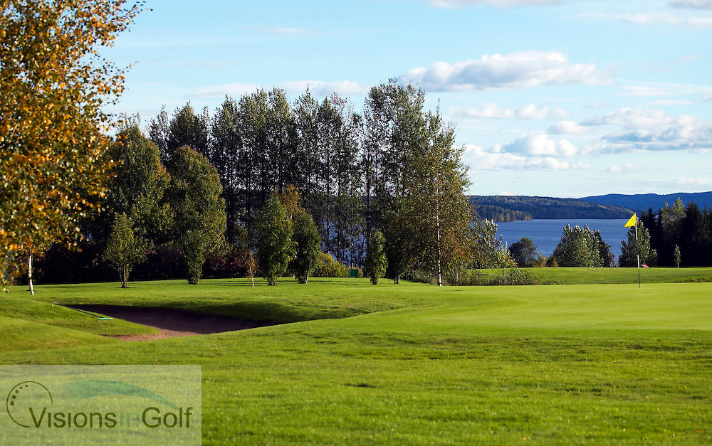 Sunne GC, Sweden<br />  <br /> Photo Visions In Golf/Christer Hoglund