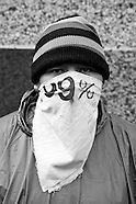 Occupy LA Portraits