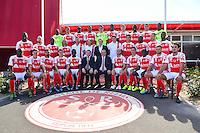 Equipe Reims - 28.09.2015 - Photo officielle Reims - Ligue 1<br /> Photo : Dave Winter / Icon Sport