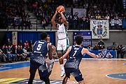 Gaines Frank<br /> Pallacanestro Cantu' - Basket Leonessa Brescia<br /> Basket Serie A LBA 2018/2019<br /> Desio 07 April 2018<br /> Foto Mattia Ozbot / Ciamillo-Castoria