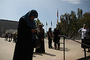 A jury found ten Muslim students from the University of California, Irvine, guilty of disrupting a February 2010 speech at the university's campus by Michael Oren, Israeli ambassador to the United States. Orange County Superior Court Judge Peter Wilson sentenced each student to three years of probation, 56 hours of community service, and ordered each to pay $270 in fines.