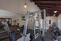 Interior image of Westwind Annapolis Apartments Fitness Center by Jeffrey Sauers of Commercial Photographics