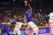 Luigi Datome<br /> Nazionale Italiana Maschile Senior<br /> Eurobasket 2017 - Group Phase<br /> Georgia Italia Georgia Italy<br /> FIP 2017<br /> Tel Aviv, 06/09/2017<br /> Foto M.Ceretti / Ciamillo - Castoria