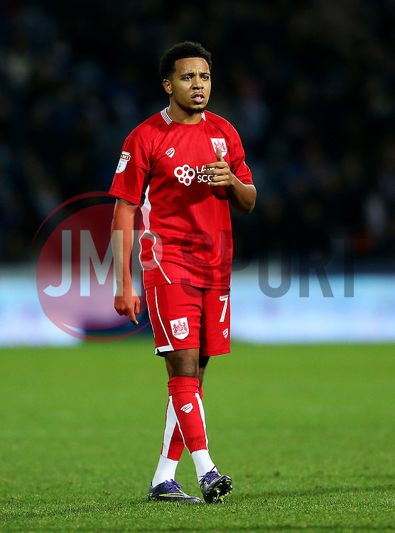 Korey Smith of Bristol City - Mandatory by-line: Matt McNulty/JMP - 10/12/2016 - FOOTBALL - The John Smith's Stadium - Huddersfield, England - Huddersfield Town v Bristol City - Sky Bet Championship