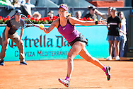 Victoria Azarenka during the Madrid Open at Manzanares Park Tennis Centre, Madrid<br /> Picture by EXPA Pictures/Focus Images Ltd 07814482222<br /> 02/05/2016<br /> ***UK &amp; IRELAND ONLY***<br /> EXPA-ESP-160502-0115.jpg