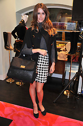 Sunday Girl JADE WILLIAMS at the opening of the Kate Spade New York Store, 2 Symons Street, London on 1st September 2011.