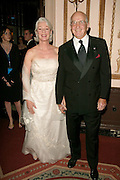 Honoree Jane Alexande with husband Ed Sherin rat the 3rd Annual Directors Guild Of America Honors at the Waldorf-Astoria in New York City. June 9, 2002. <br />Photo: Evan Agostini/ImageDirect