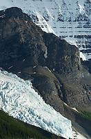 Berg Glacier, Mount Robson Provincial Park British Columbia Canada