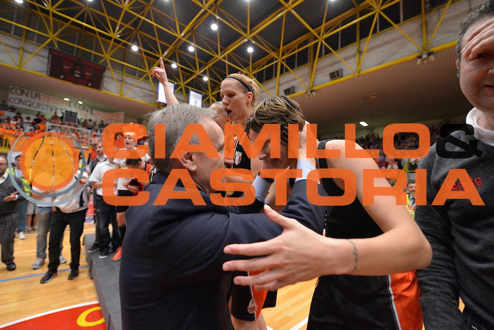 BASKET SERIE A FEMMINILE <br /> Famila Wuber Schio vs Passalacqua Trasporti Ragusa - gara 5 <br /> NELLA FOTO: Giorgia Sottana<br /> CATEGORIA: ESULTANZE<br /> SQUADRA:Famila Wuber Schio<br /> FOTO: CIAMILLO-CASTORIA/ Luca Sonzogni