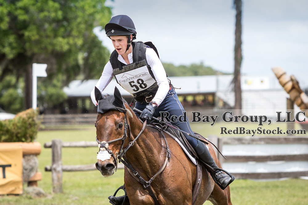 Blake Park and Factor Five at the Ocala International in Ocala, Florida.