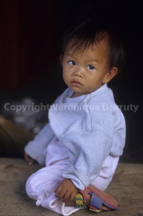 FILIPINO BABY, LUZON ISLAND, THE PHILIPPINES