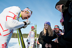 MCKEEVER Brian, CAN, Long Distance Cross Country, 2015 IPC Nordic and Biathlon World Cup Finals, Surnadal, Norway
