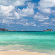 Oahu Beach, Hawaii