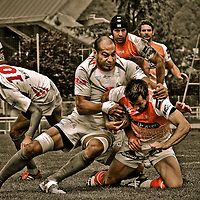 Rugby. CASE vs Chalons