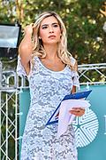 Francesca Rossi<br /> Presentazione Banco di Sardegna Dinamo Sassari alle Autorità e Sponsor<br /> Alghero, Tenute Sella e Mosca, 05/09/2018<br /> Foto L.Canu / Ciamillo-Castoria