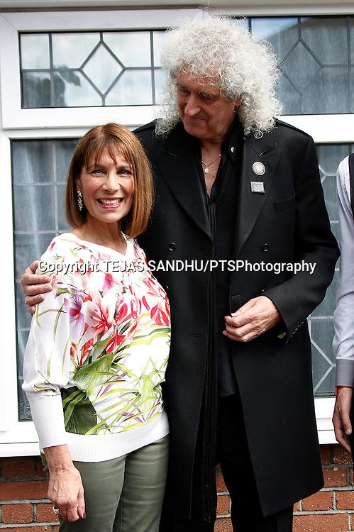 Kashmira Cooke And Brian May 5 Jpg Tejas Sandhu