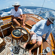 The Blue Peter is one of the premier classic yachts in the Mediterranean.<br />