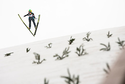 Enger Gyda of Norway during Large Hill Individual Event at 3rd day of FIS Ski Jumping World Cup Finals Planica 2014, on March 22, 2014 in Planica, Slovenia. Photo by Grega Valancic / Sportida