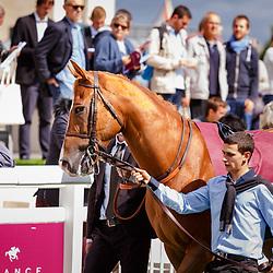 Qatar Arc Trials 10/09/2017 Chantilly