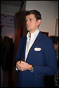 SLORD ALEXANDER SPENCER CHURCHILL, otheby's Frieze week party. New Bond St. London. 15 October 2014.