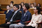 14.3.2017, Slovesna podelitev Jesenkovih nagrad in priznanj Biotehniske fakultete Univerze v Ljubljani. Glavni trije nagrajenci so prof. dr. Damjana Drobne, dr. Nika Weber in Miha Bahun. Podelitev je potekala v Zbornicni dvorani rektorata na Kongresnem trgu 12 v Ljubljani.