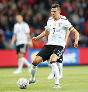 FOOTBALL: Julian Draxler (Germany) during the Friendly match between Denmark and Germany at Brøndby Stadion on June 6, 2017 in Brøndby, Denmark. Photo by: Claus Birch / ClausBirch.dk.
