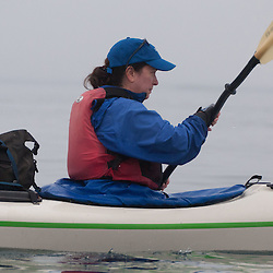 Jocelyn Paddles, San Juan Islands, Washington, US